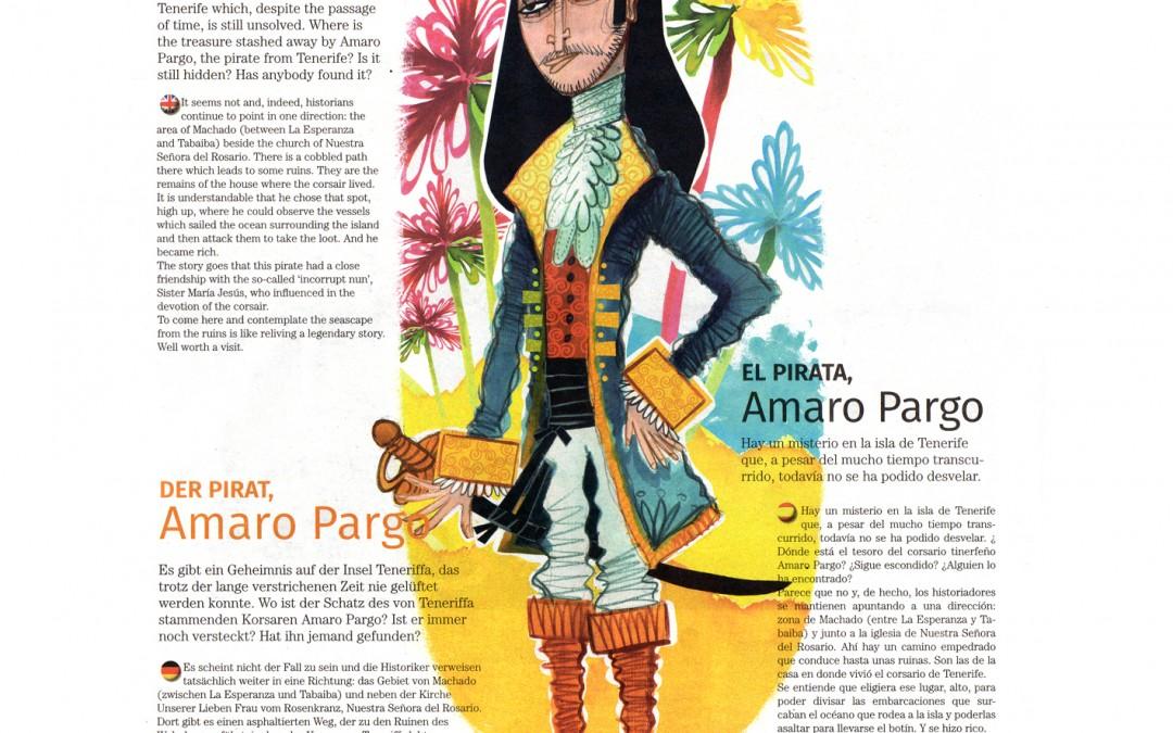 El Pirata Amaro Pargo