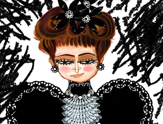Ilustración Leocricia Pestana