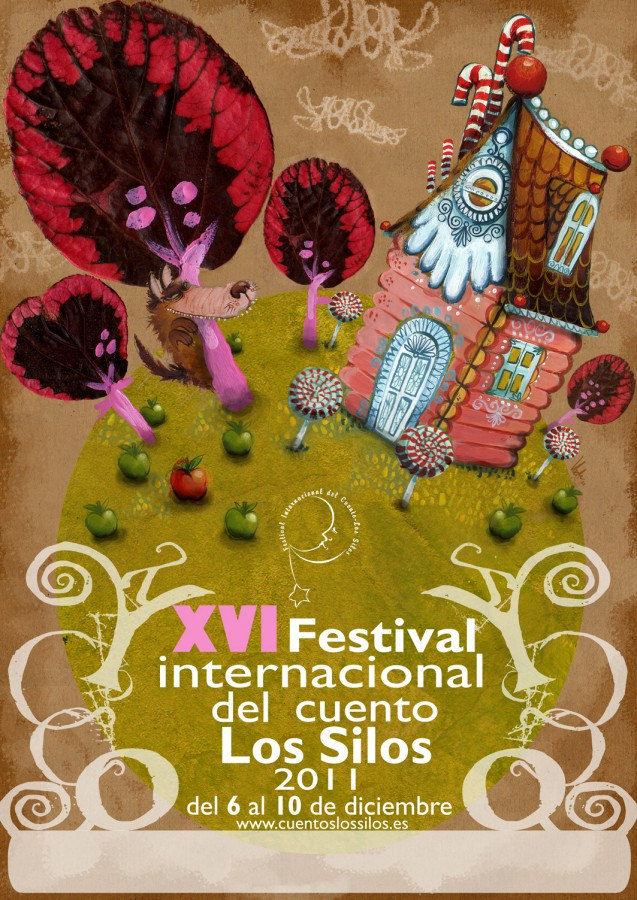 """""""XVI Festival Internacional del cuento"""", Los Silos 2011. Tenerife"""