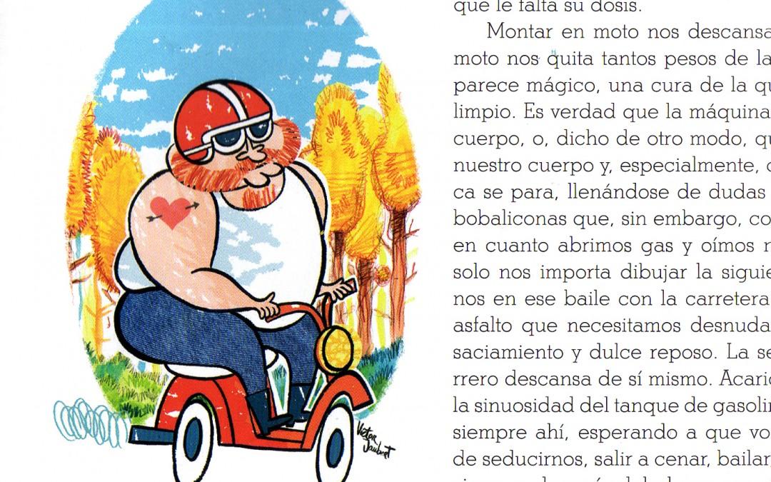 """""""De vertigo y motos"""""""