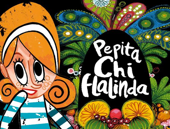 Pepita Chiflalinda y la isla Pitipititotó