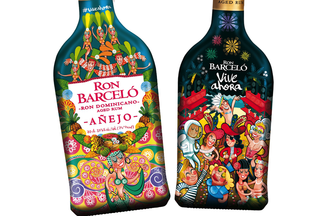 Edición Limitada Ron Barceló. Carnaval en Canarias.
