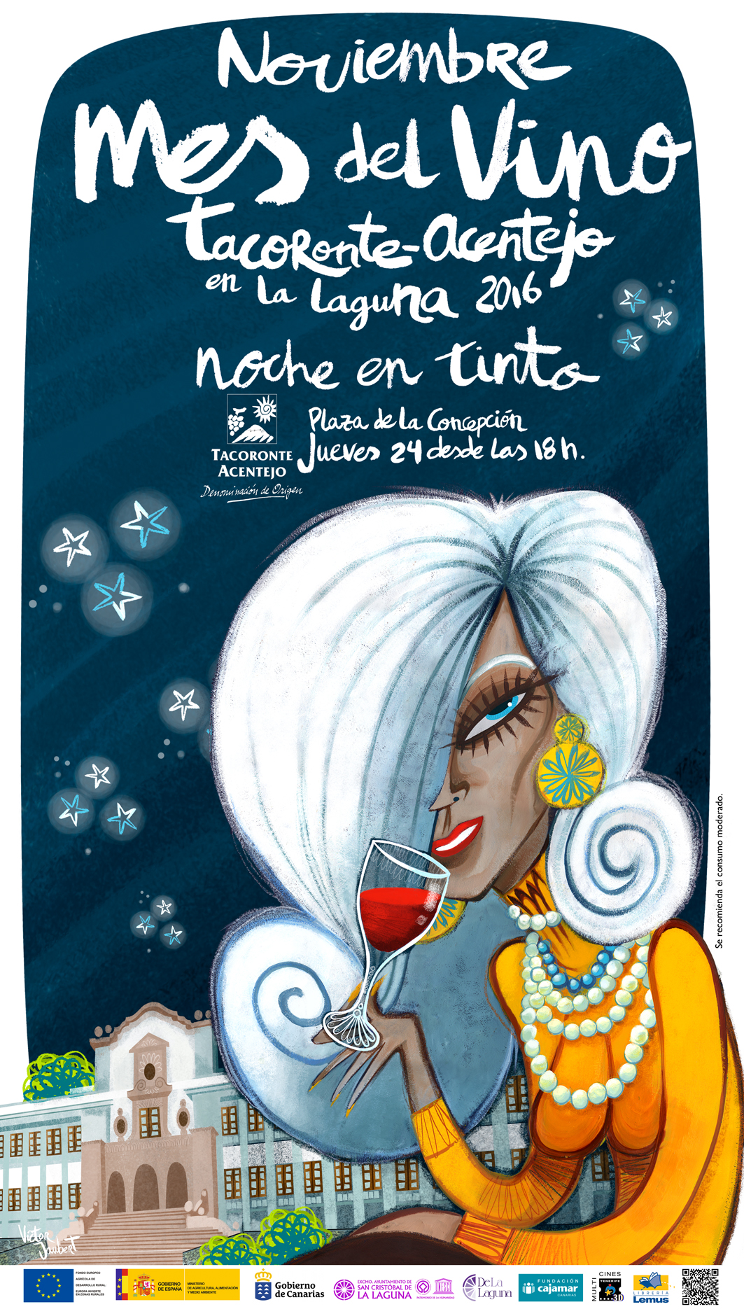 Campaña D.O. Tacoronte-Acentejo. 2016