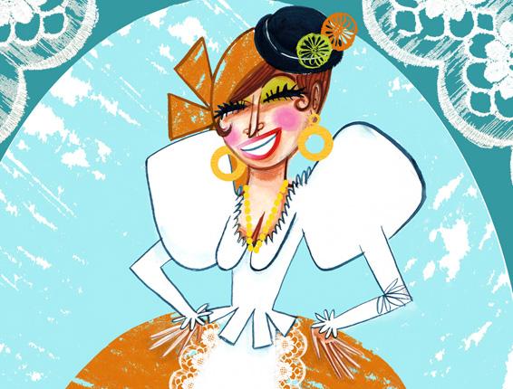 Ilustración Mary Sánchez
