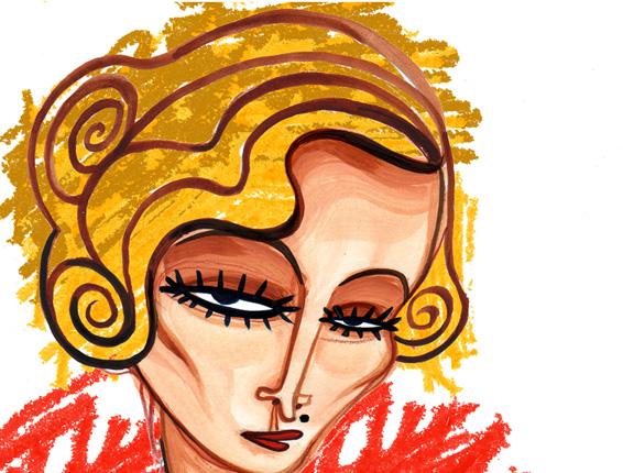 Illustración Mercedes Pinto