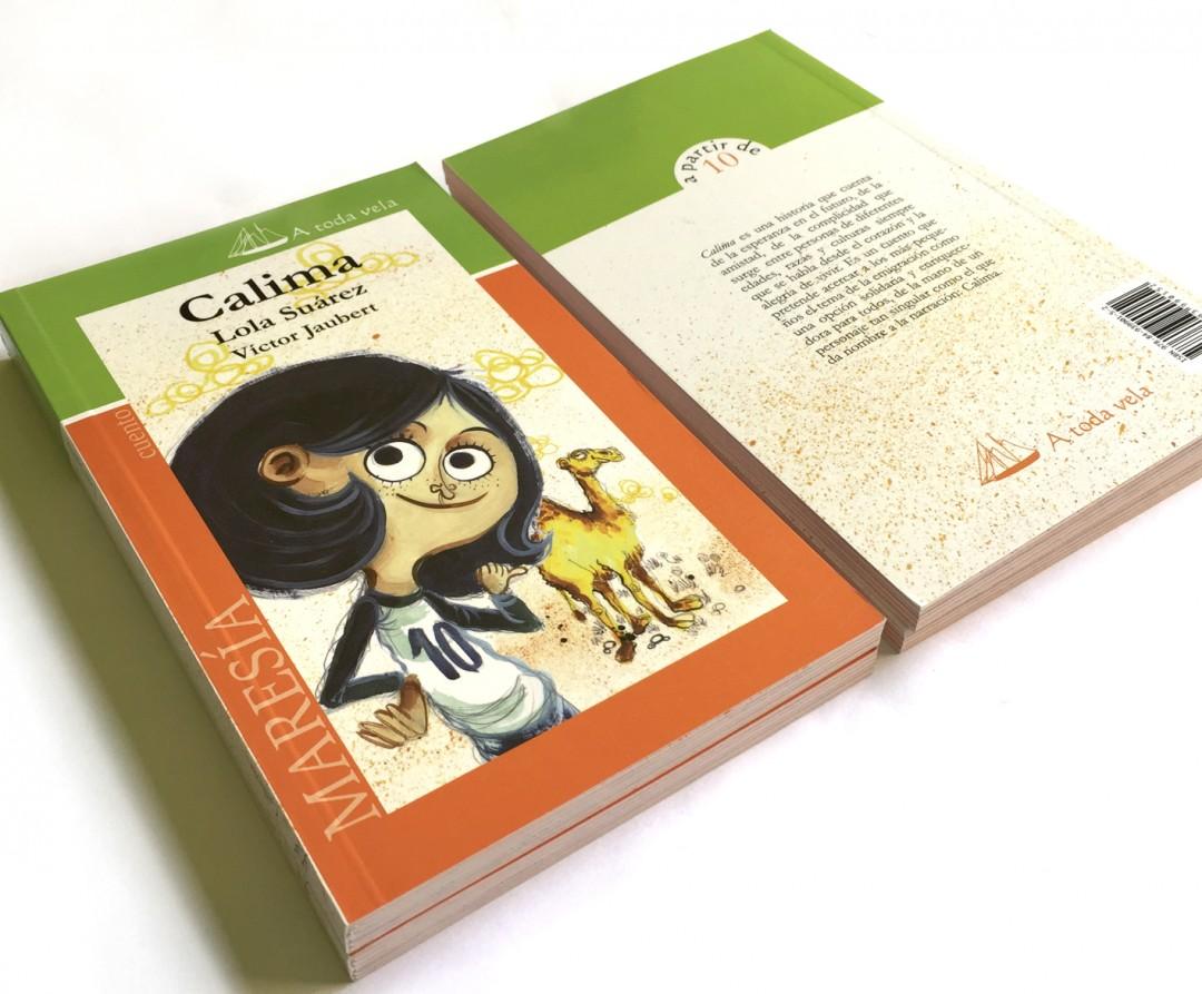 "Ejemplares de ""Calima"""