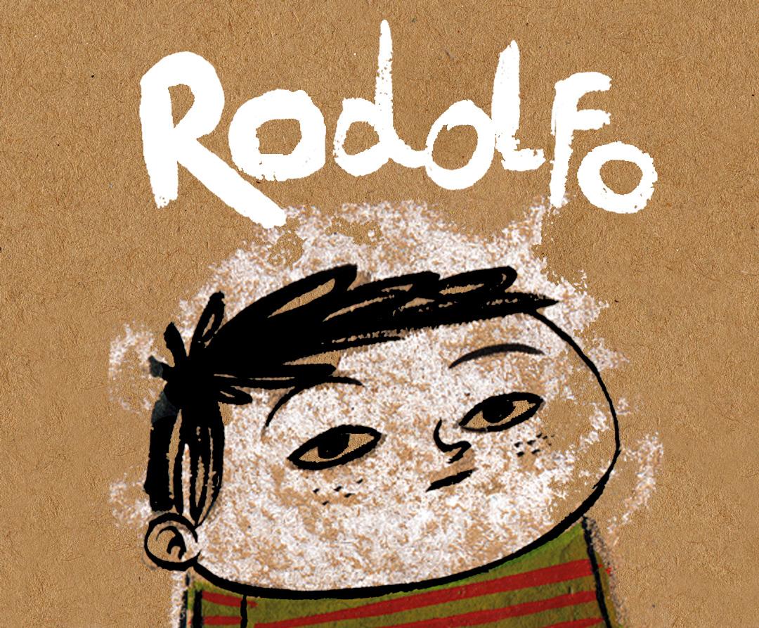 """Rodolfo """"El niño que no quería jugar al fútbol """""""
